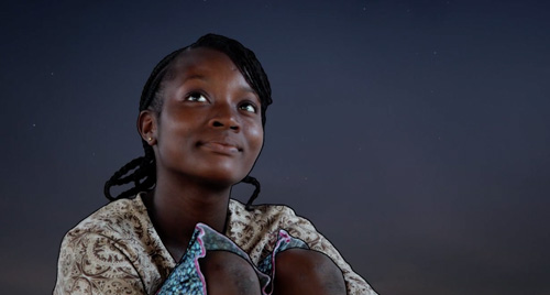 "GIRL RISING - ""SIERRA LEONE"" CNN Films direction, animation"