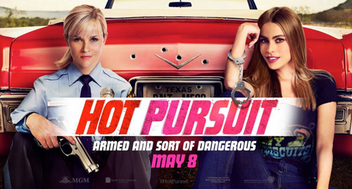 HOT PURSUIT Warner Bros. Pictures main titles