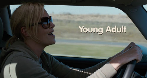YOUNG ADULT   Paramount Pictures  main titles