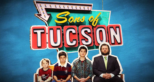 SONS OF TUCSON   Fox Television  main titles