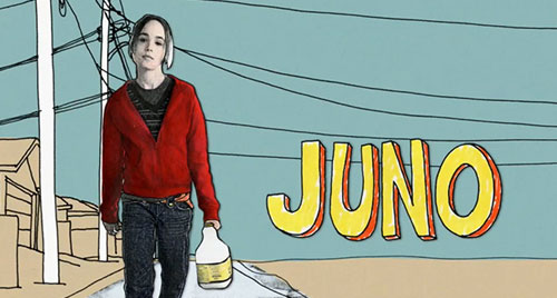 JUNO   Fox Searchlight  main titles