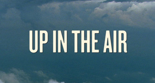 UP IN THE AIR   Paramount Pictures  main titles