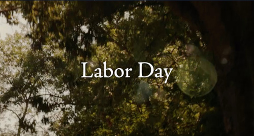LABOR DAY   Paramount Pictures  main titles