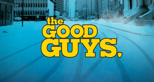 THE GOOD GUYS   Fox Television  main titles