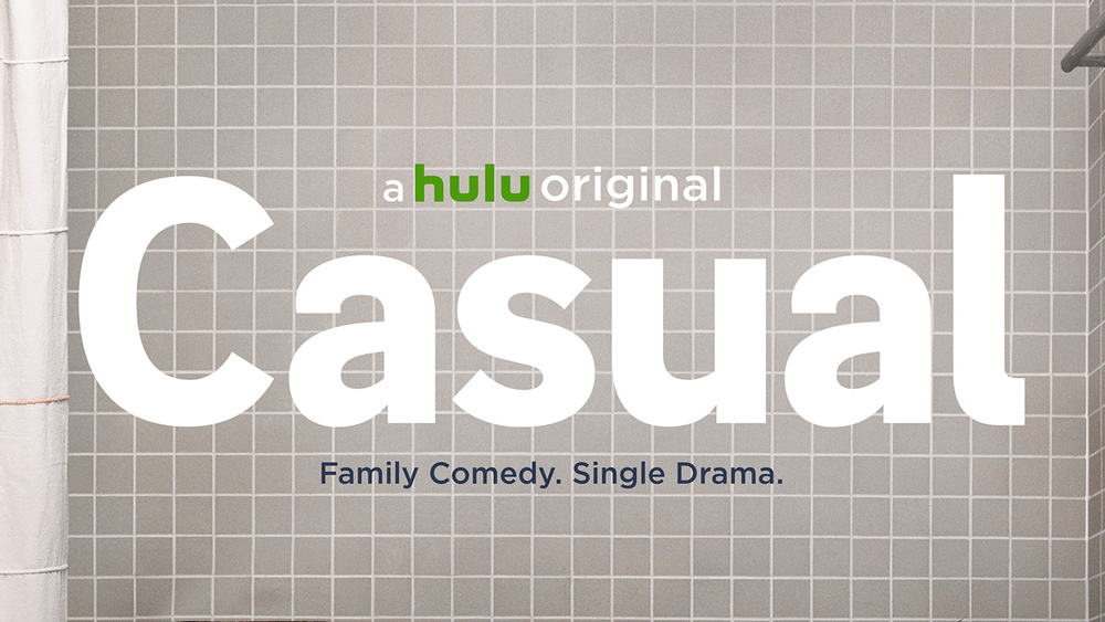 CASUAL  Hulu  main titles