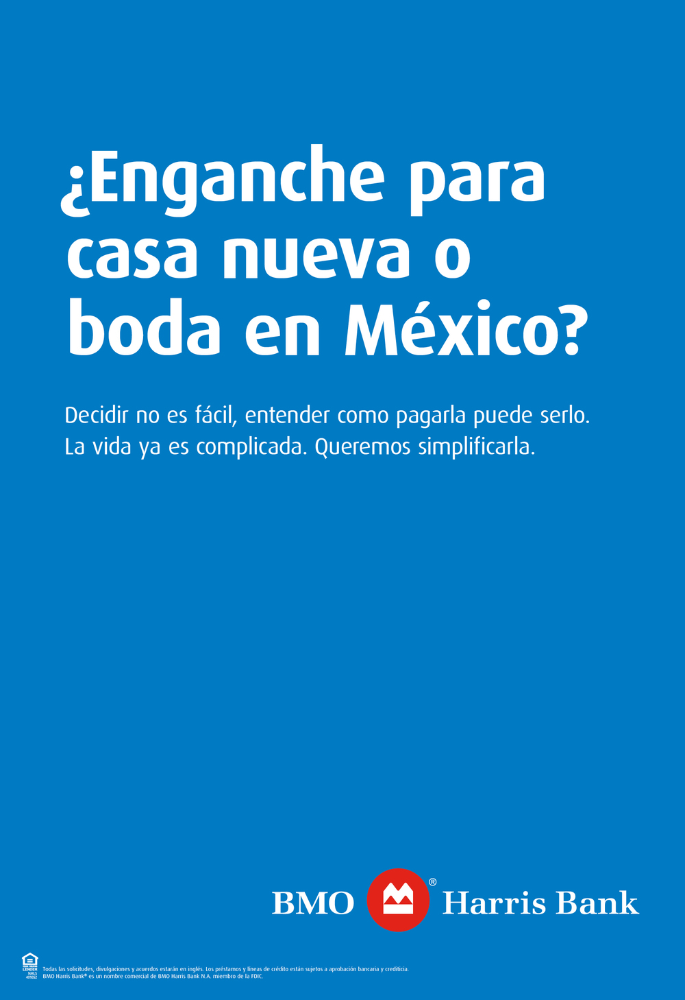 Down payment for a house or wedding in Mexico?