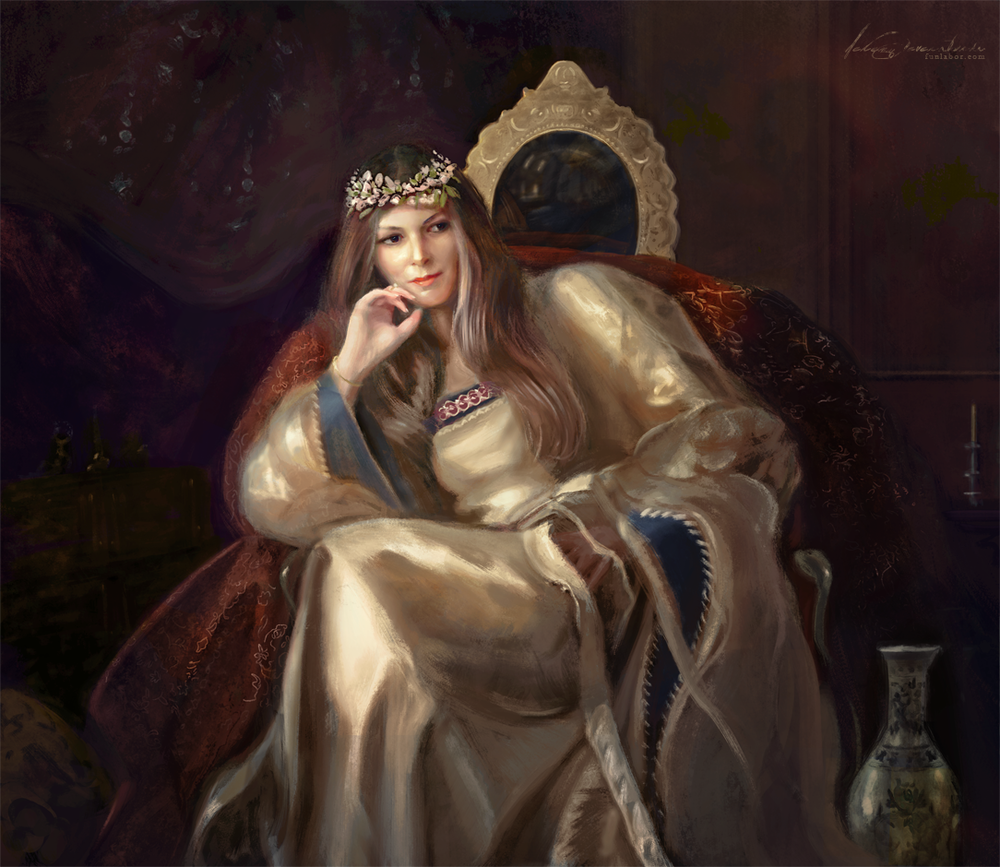 Royalty II by Jeremy Deveraturda