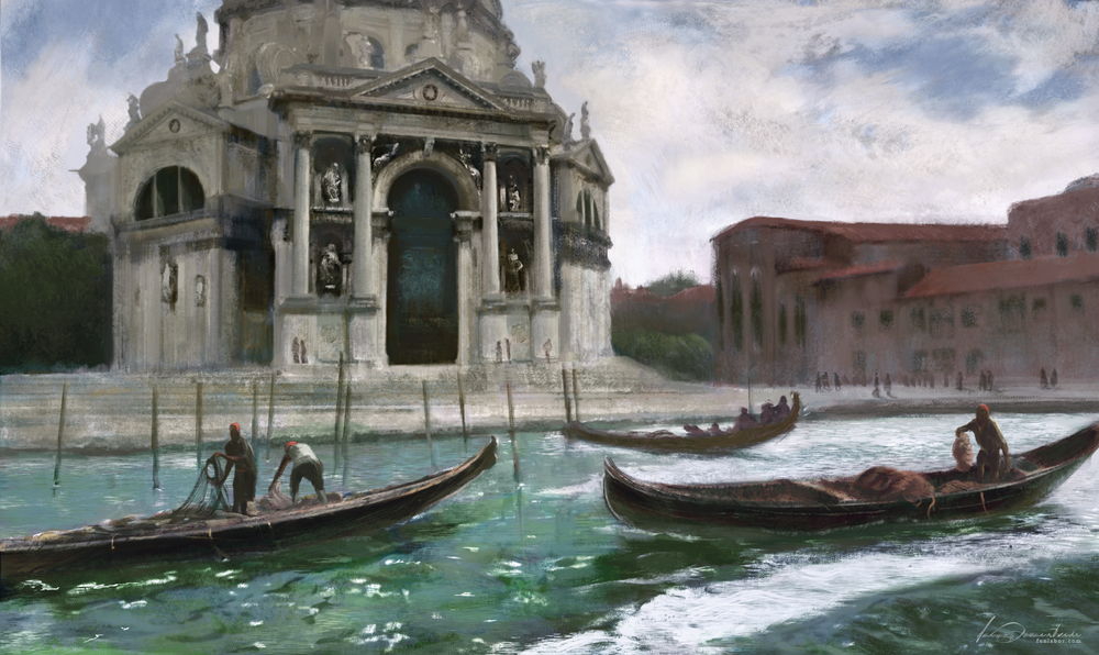 Venice by Jeremy Deveraturda