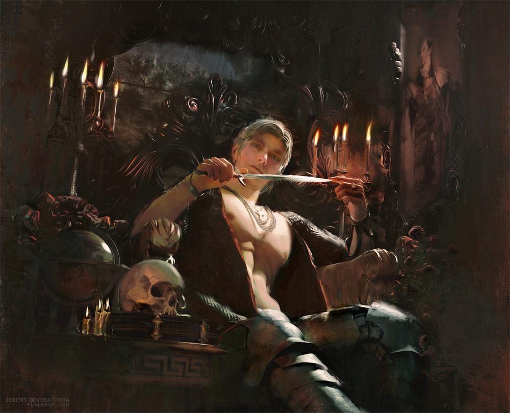 The Prince's Dagger