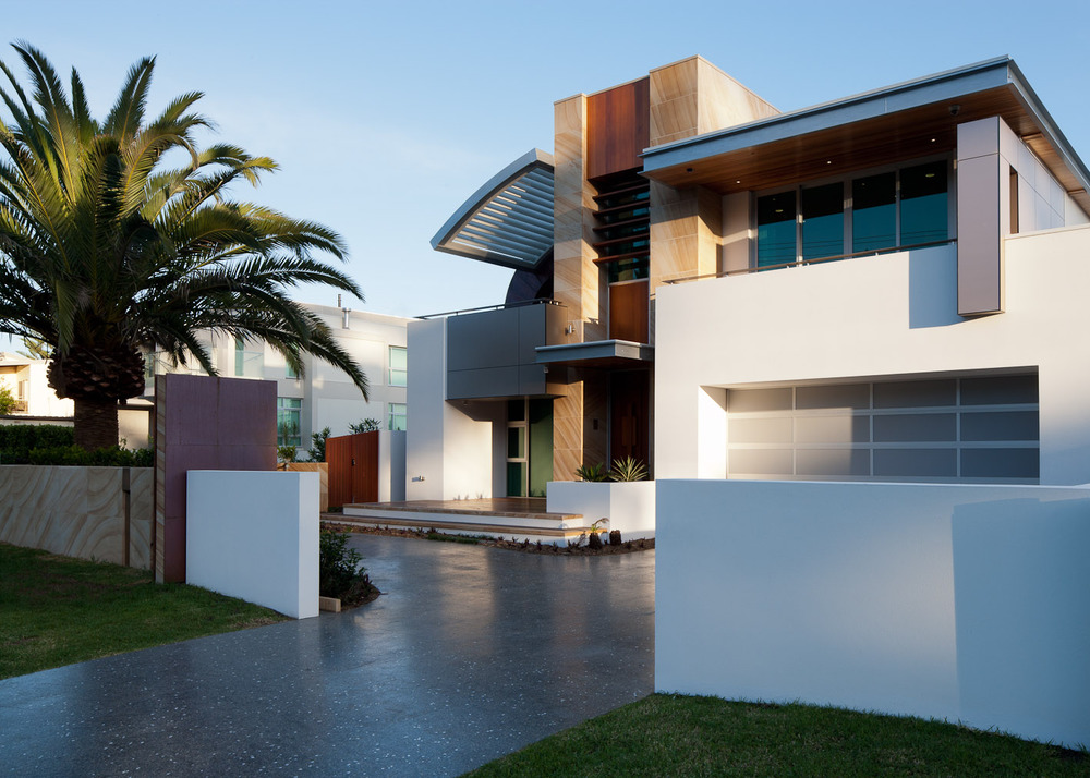 Long beach house — douglas frost photography