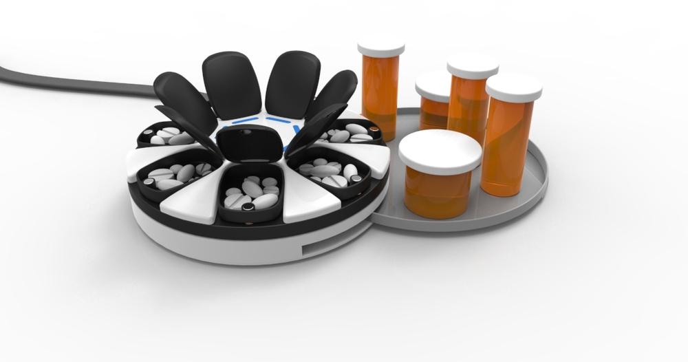 Liv, the medication compliance system