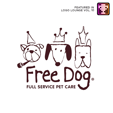 Free Dog Logo Option