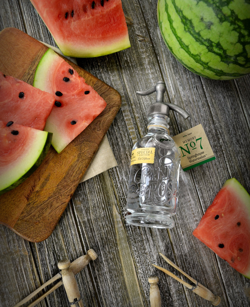 Springhouse Watermelon Diffuser Oil