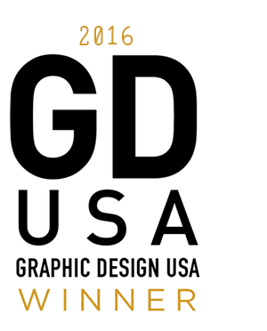 2016 GDUSA Award for Package Design