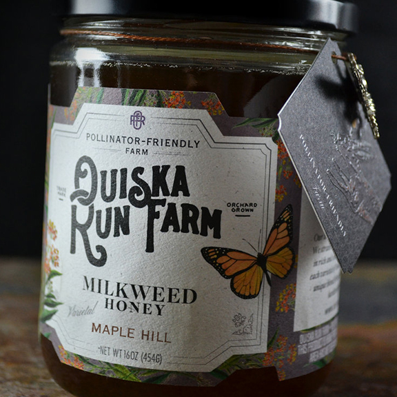 View Ouiska Run Farm Honey