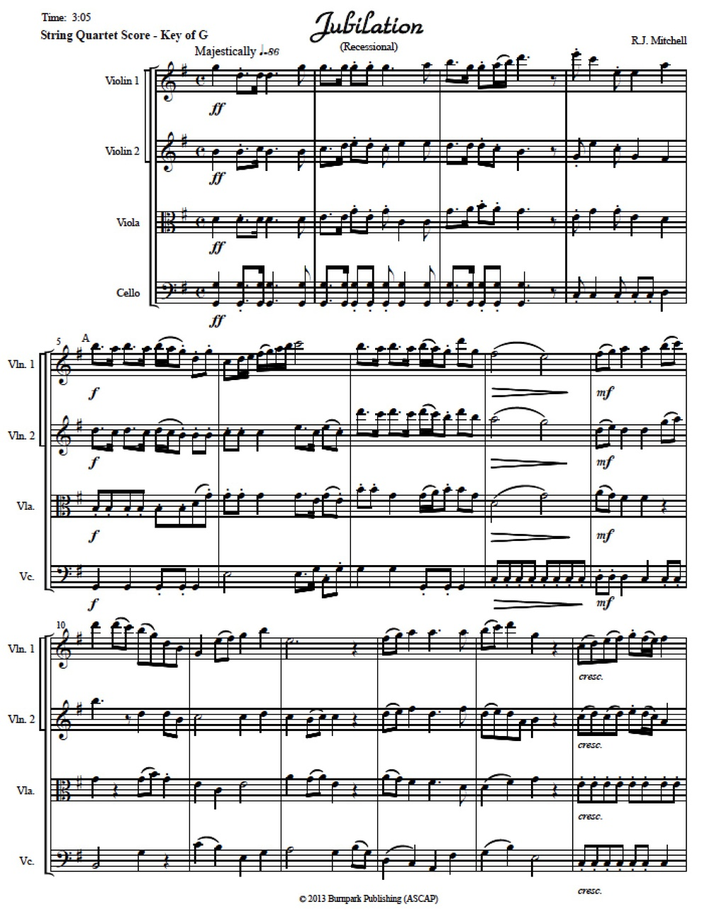 Jubilation in G - TP, Score and Parts.jpg