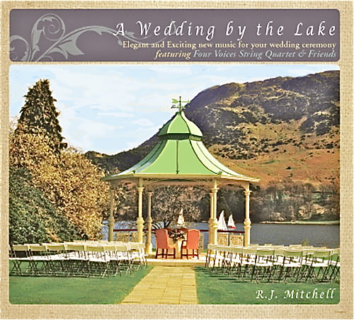 """A Wedding By The Lake"""