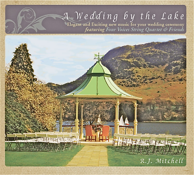 Wedding Ceremony Music: A Wedding By The Lake CD
