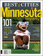 MN Monthly: Best of the Twin Cities 2010  Nell Rueckl: Lomi Lomi