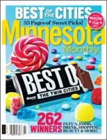 MN Monthly: Best of the Twin Cities 2011  Nell Rueckl: Lomi Lomi