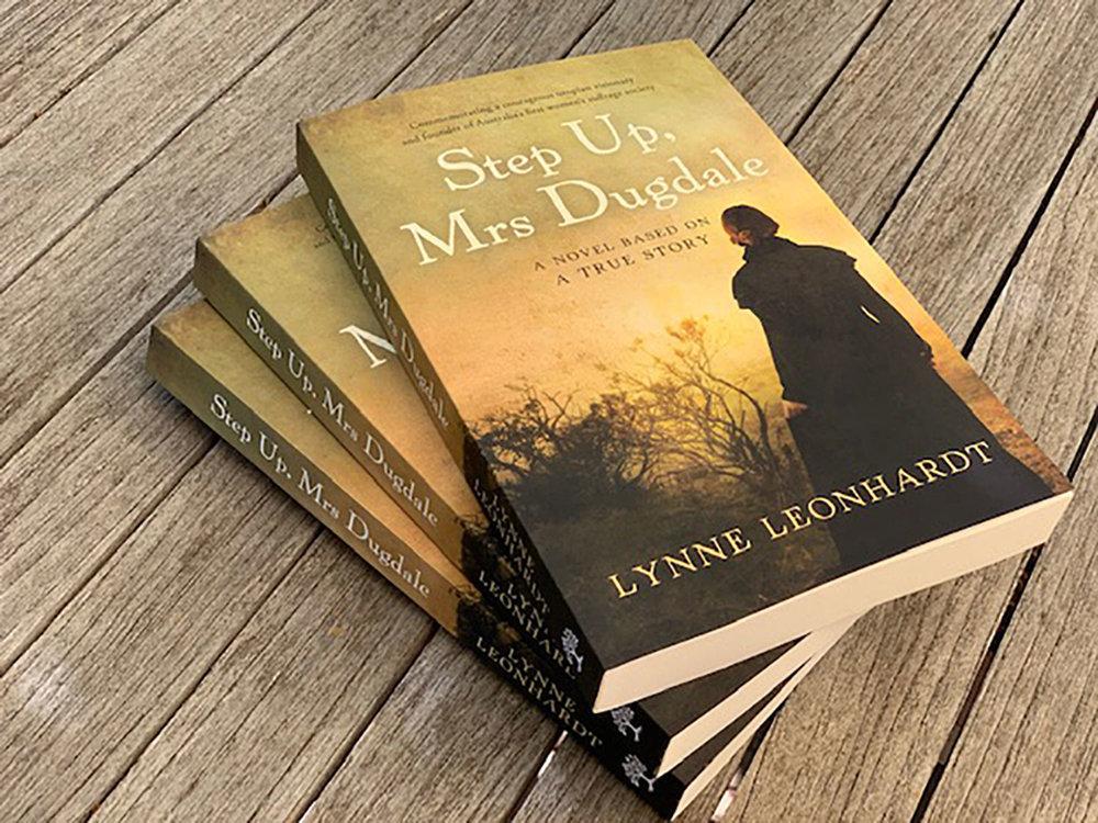 Lynne_Leonhardt_Australian_Author_Writer_Book_Step_Up_Mrs_Dugdale_Hero.jpg