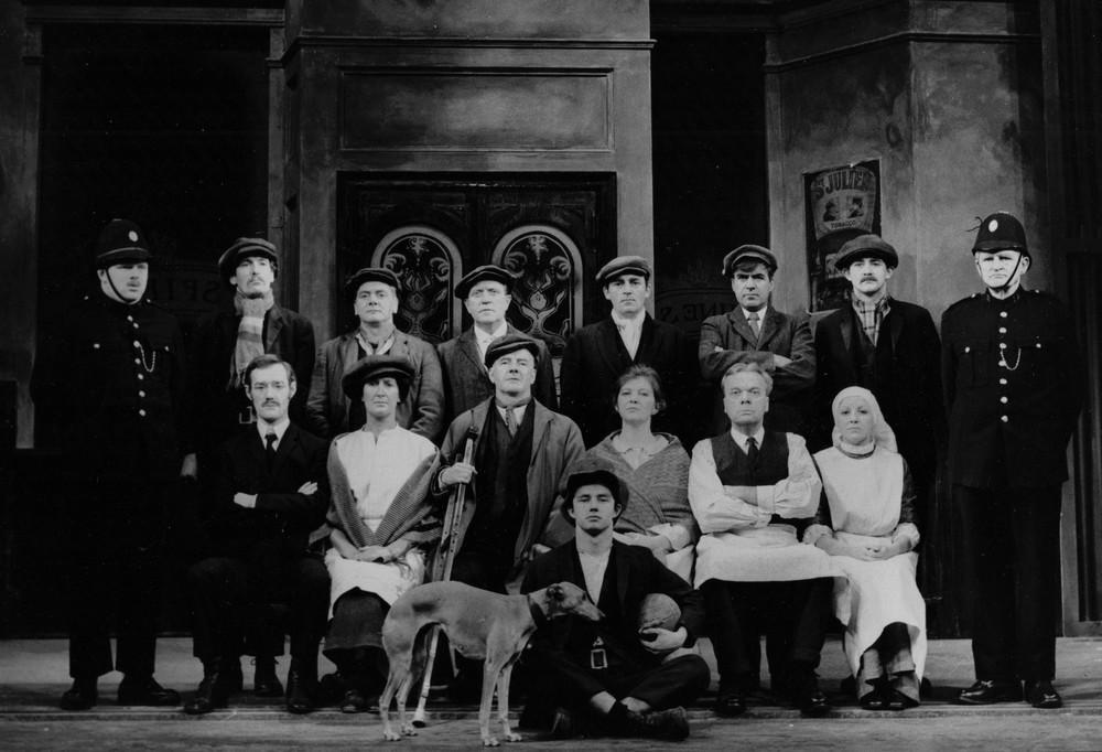 10_John Cairney as Charlie McGrath in 'Willie Rough' Lyceum Theatre, Edinburgh 1972.jpg