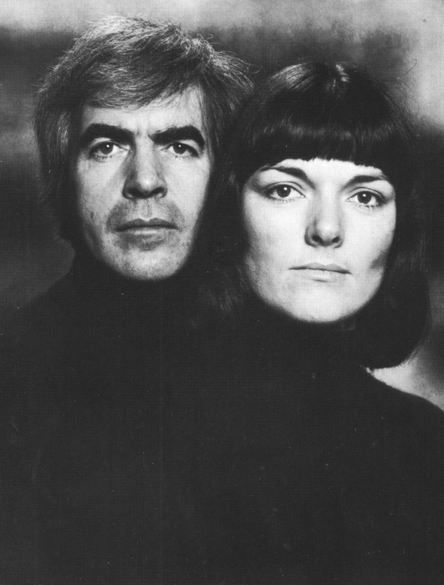 01_John Cairney & Alannah O'Sullivan as Two For A Theatre NZ Tour 1980.jpg