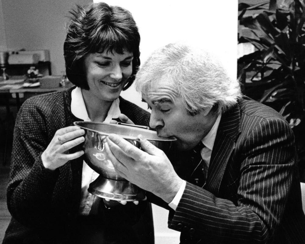 05_Publicity shot of John Cairney & Alannah O'Sullivan 1988.jpg