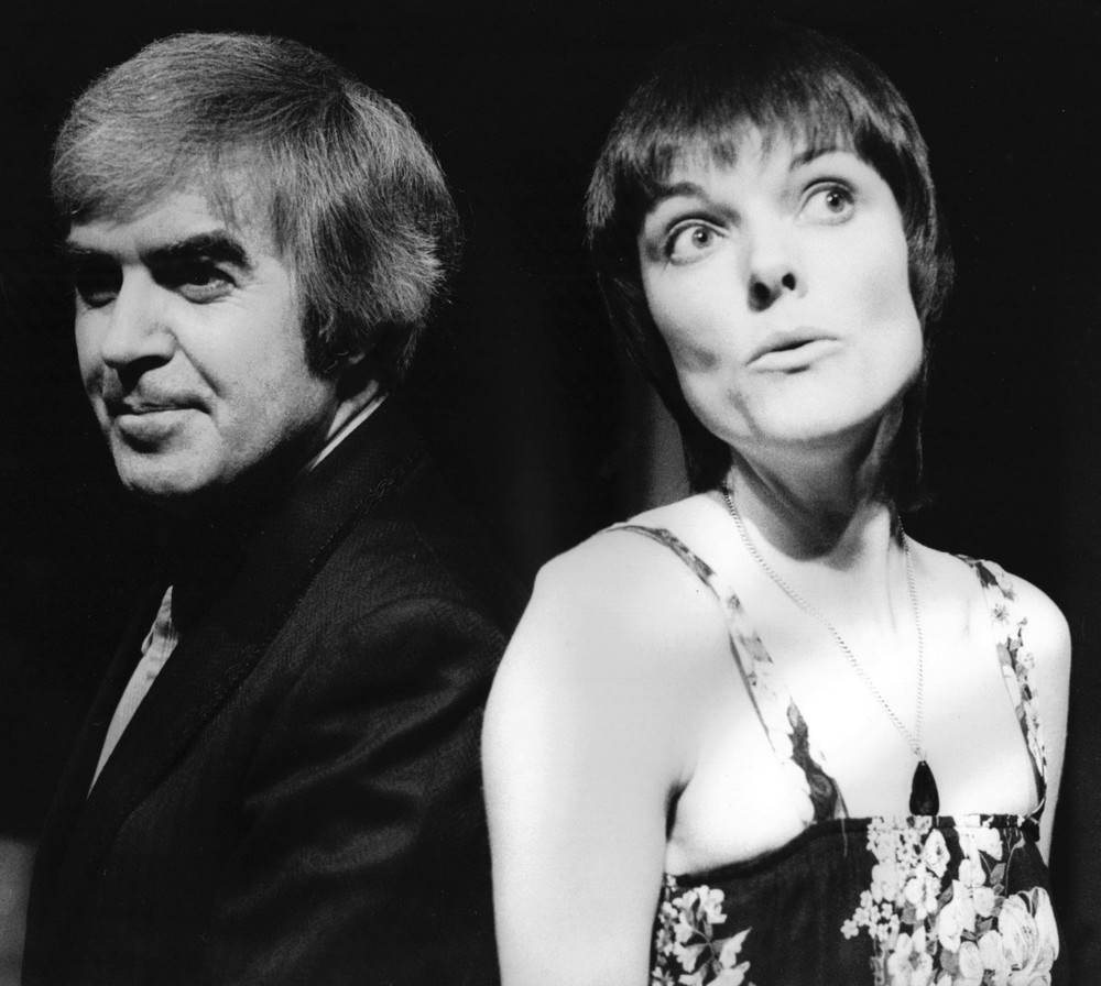 10_John Cairney & Alannah O'Sullivan as Two For A Theatre 1981.jpg
