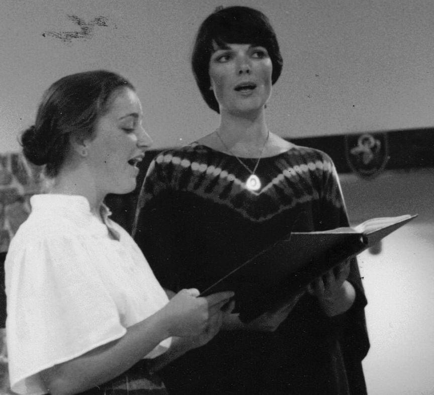 23_Alannah O'Sullivan with Singer in 'The Scotland Story' Nova Scotia 1979.jpg