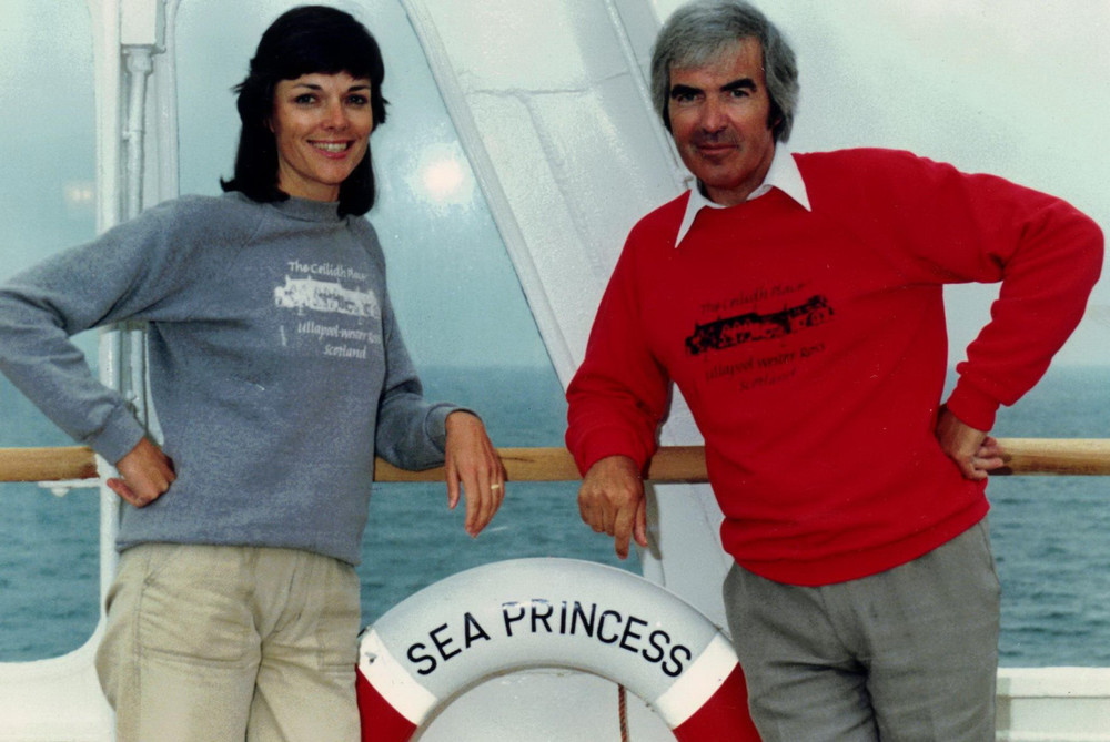 26_John Cairney & Alannah O'Sullivan as Theatre At Sea for P&O Cruises c1982.jpg