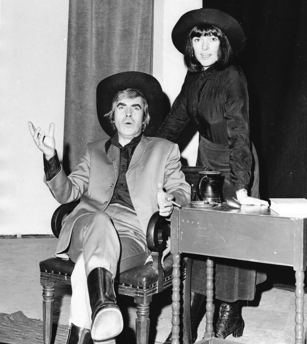 34_John Cairney & Alannah O'Sullivan in 'The Robert Service Story' Edinburgh Festival 1978 (2).jpg