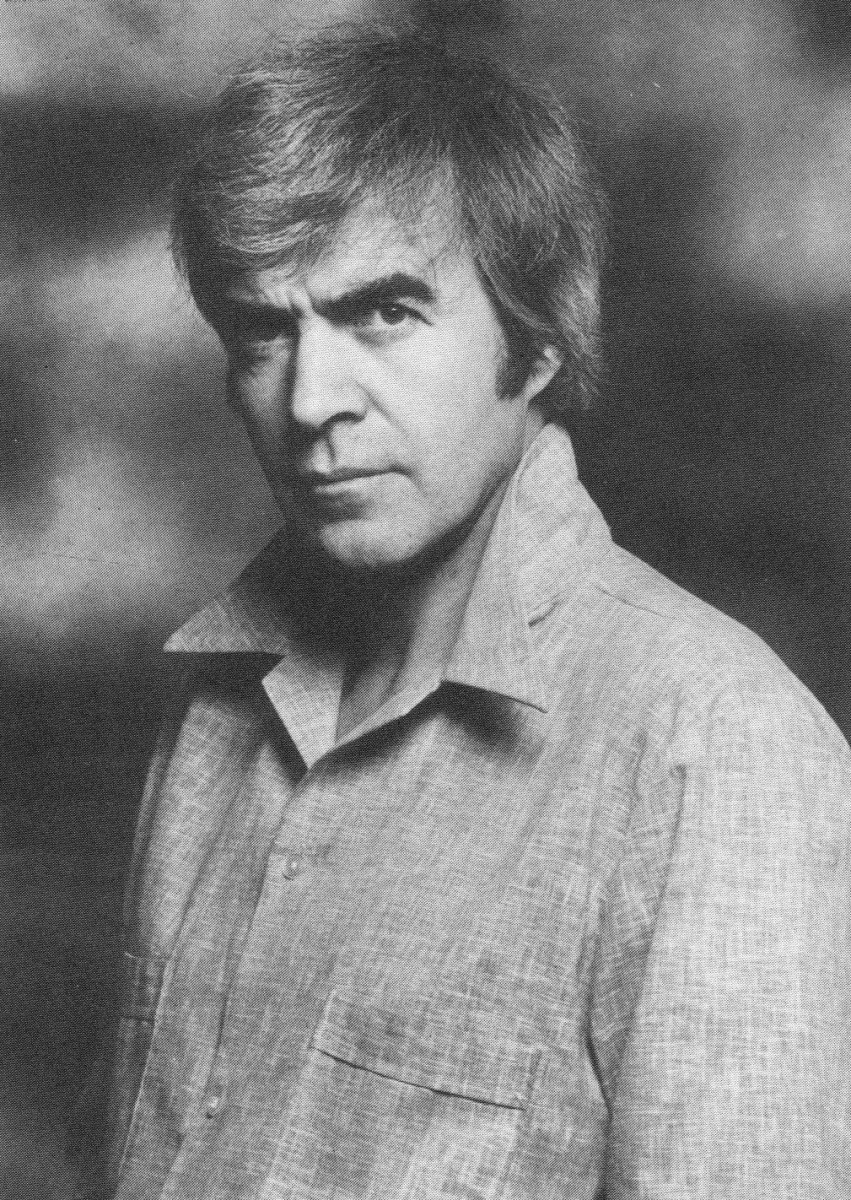 48_Portrait photo of John Cairney for 'Two for a Theatre' brochure 1980.jpg