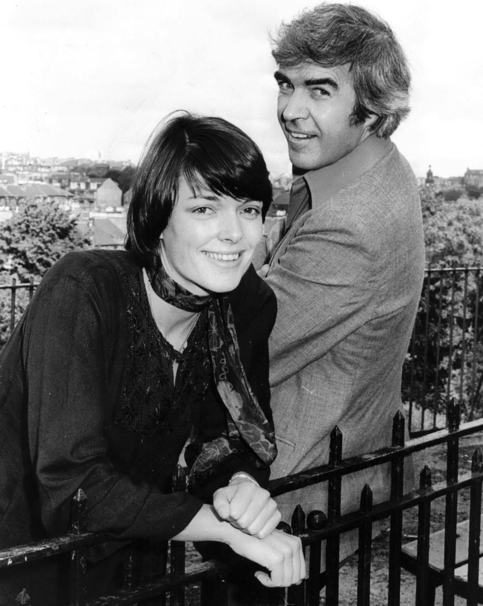 58_Publicity Shot of John Cairney & Alannah O'Sullivan, Glasgow 1979.jpg