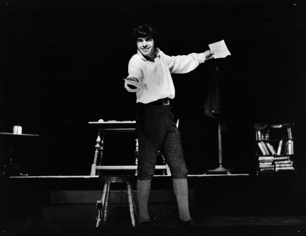 14_John Cairney as Robert Burns Theatre Royal, Dumfries 1967.jpg