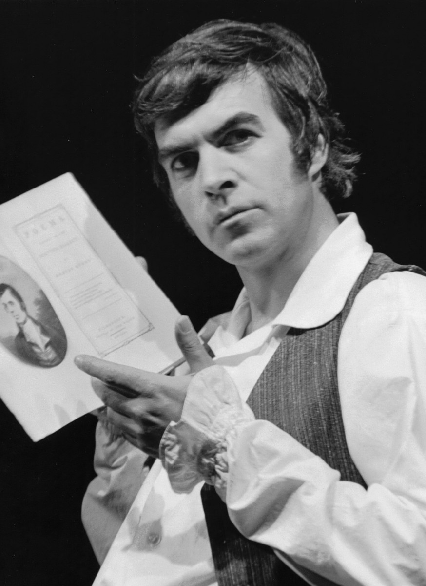 20_Publicity shoot John Cairney as Robert Burns in 'There Was A Man' 1965.jpg