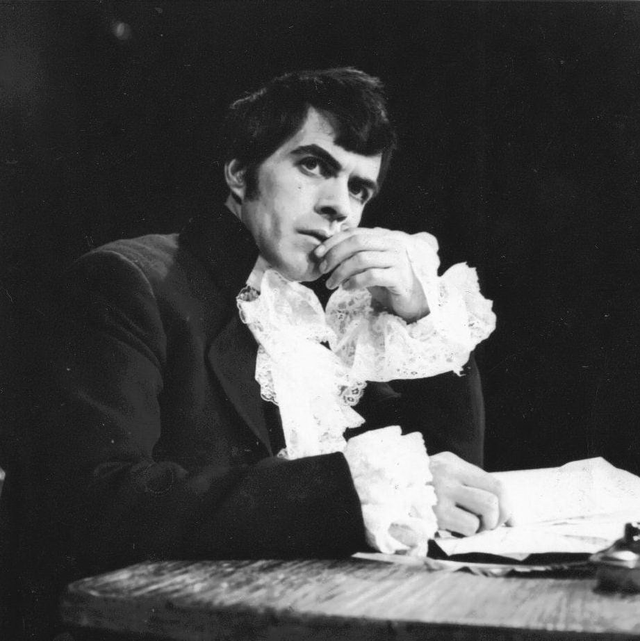 37_John Cairney as Robert Burns in Theatre Royal, Newcastle, 1965.jpg