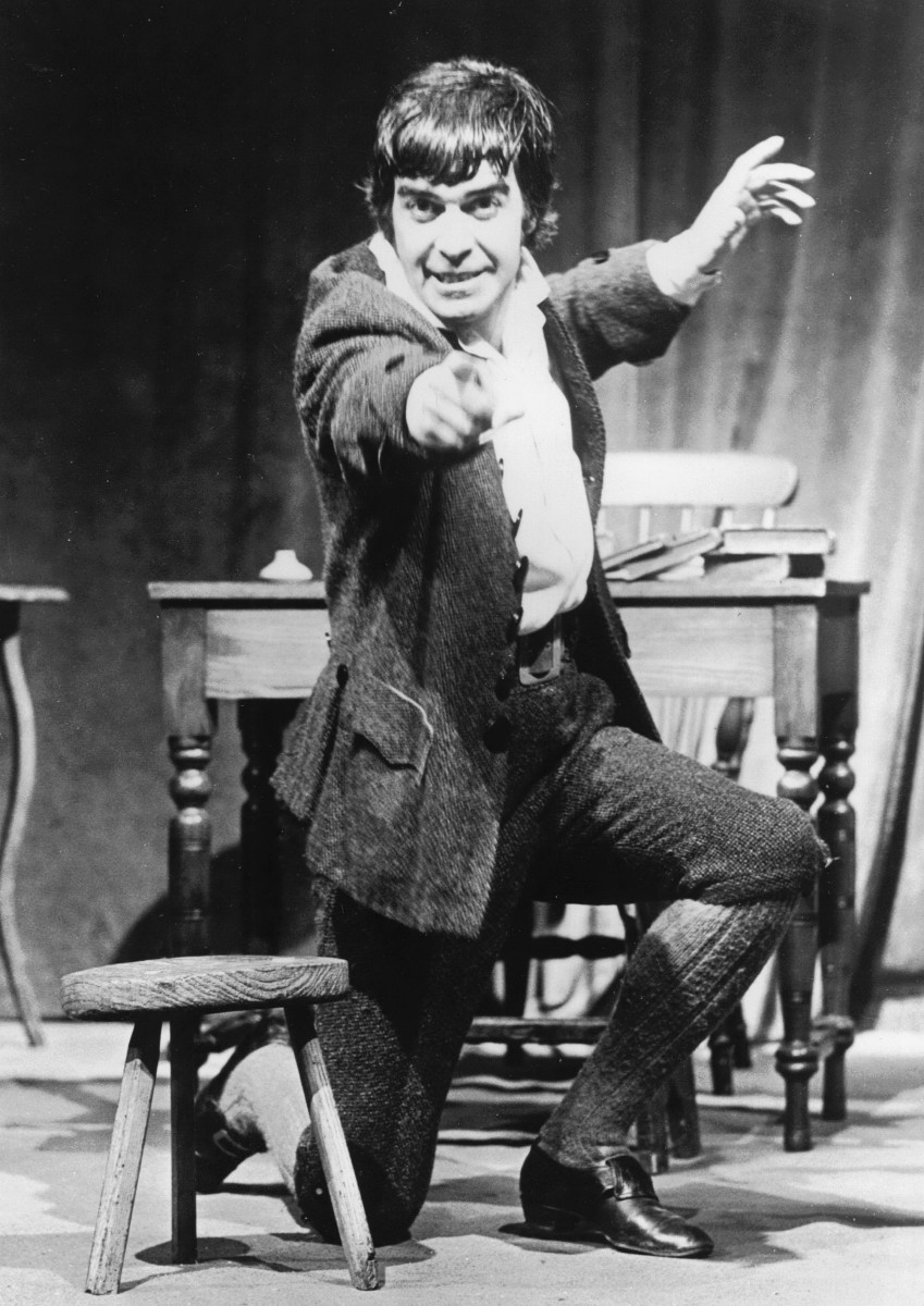 40_John Cairney as Robert Burns in 'There Was A Man', Arts Theatre, London, 1965.jpg