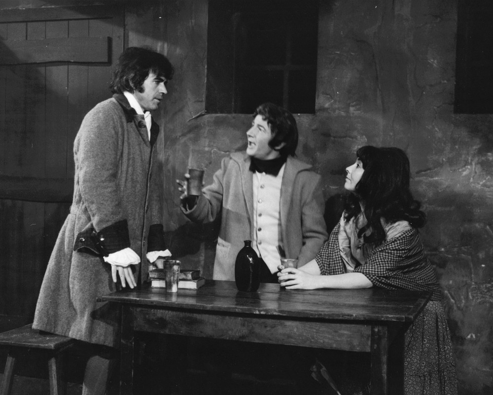 09_John Cairney as Robert Burns in 'Burns' STV Glasgow 1968 (3).jpg