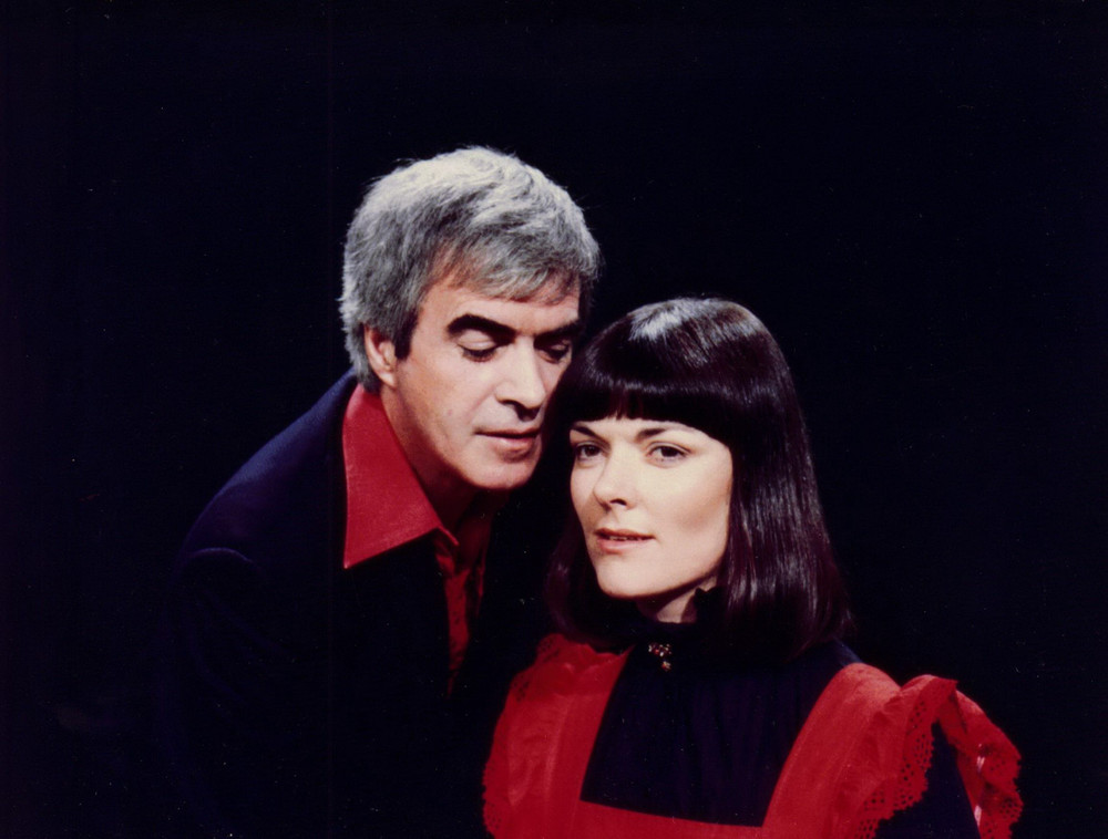 19_John Cairney & Alannah O'Sullivan in 'Two For A Theatre' Border TV, Carlisle 1979.jpg