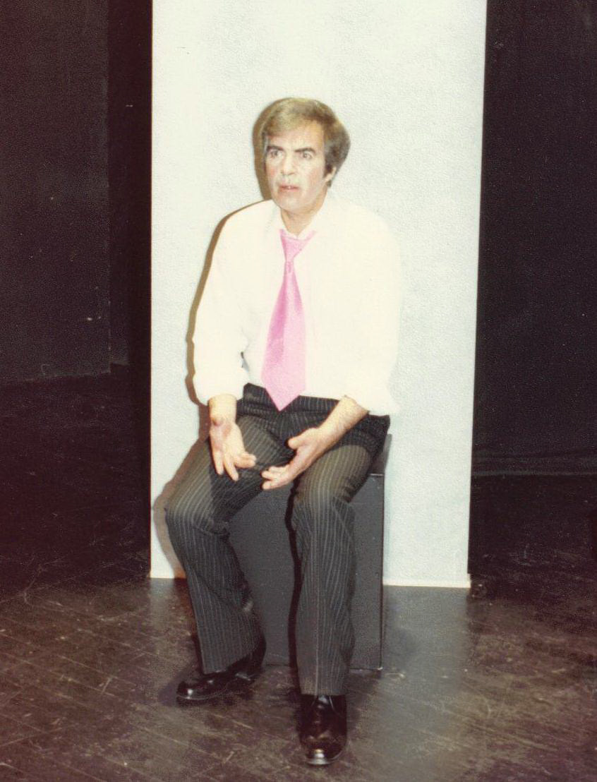 16_John Cairney as Ivor Novello in 'The Ivor Novello Story' Auckland, New Zealand 1982 (2).jpg