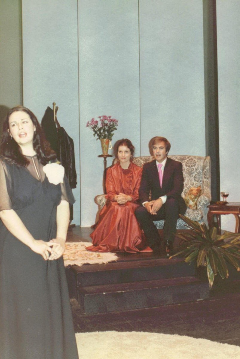 22_John Cairney as Ivor Novello with Singers in 'The Ivor Novello Story' Auckland, New Zealand 1982 (2).jpg