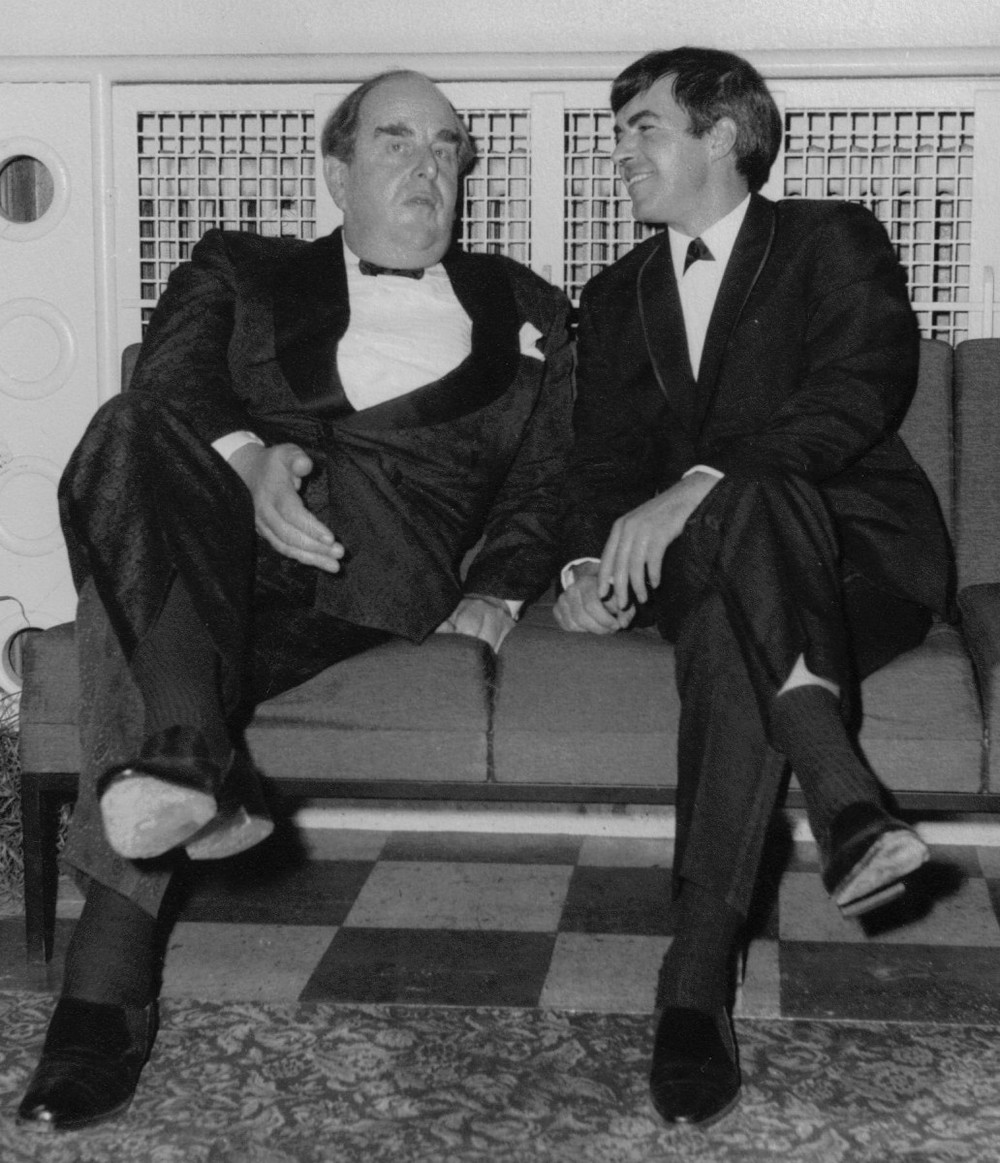 33_John Cairney with Robert Morley c1958.jpg
