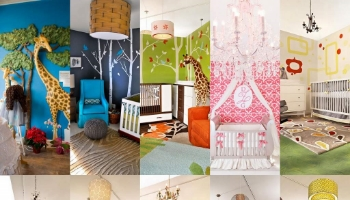 125 Gorgeous Nursery Designs