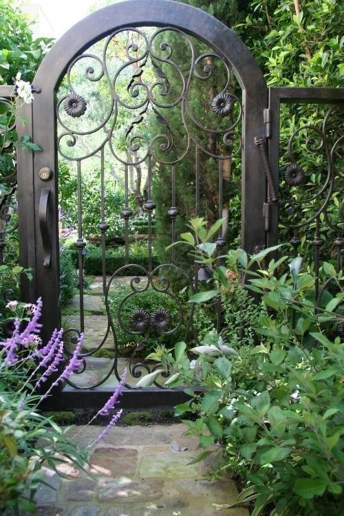 15 Gorgeous Garden Gates Style Estate