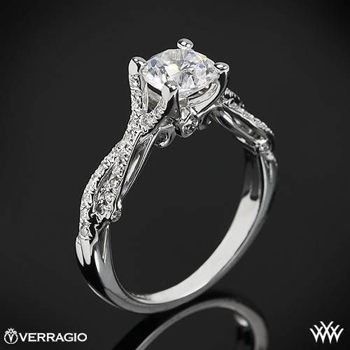 Verragio Insignia Collection ~ How To Select The Perfect Diamond Engagement Ring - Style Estate -