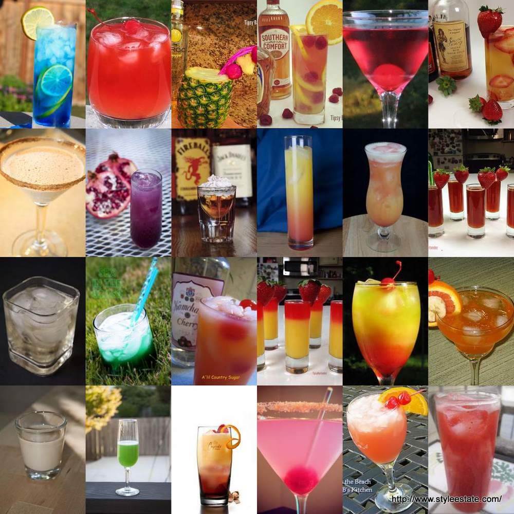 25 Deliciously Naughty Cocktail Recipes - Style Estate -