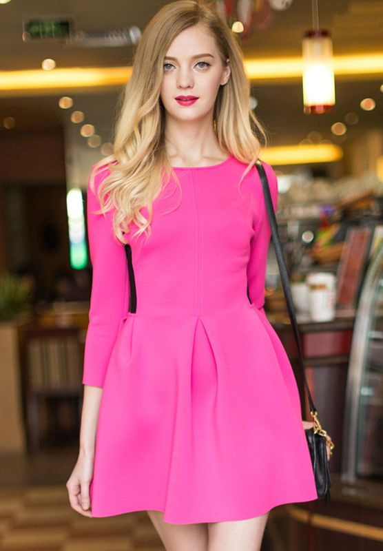 25 Haute Little Pink Dresses #LPD - Style Estate -