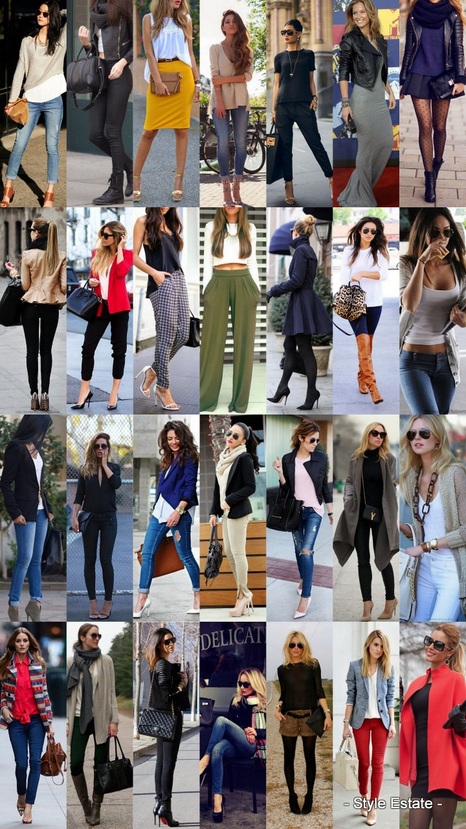 60 Great Fall - Winter Outfits On The Street - Style Estate -