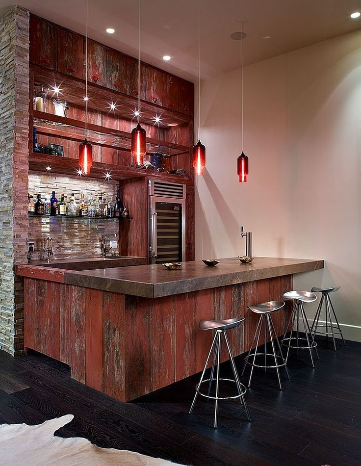 50 stunning home bar designs style estate - Stylish home bar ideas ...